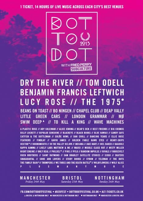 Dot to Dot Poster