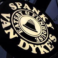 Spanky's logo